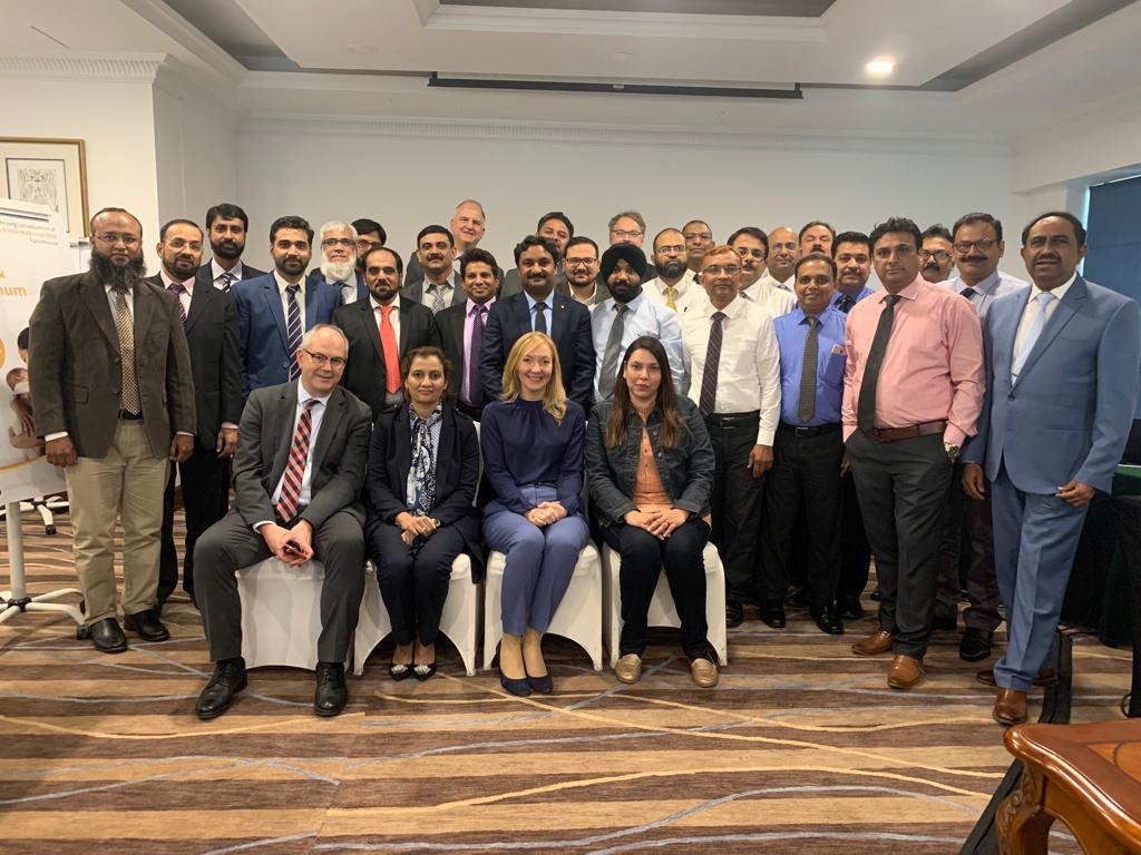 International Sales Meeting, 2019, Dubai
