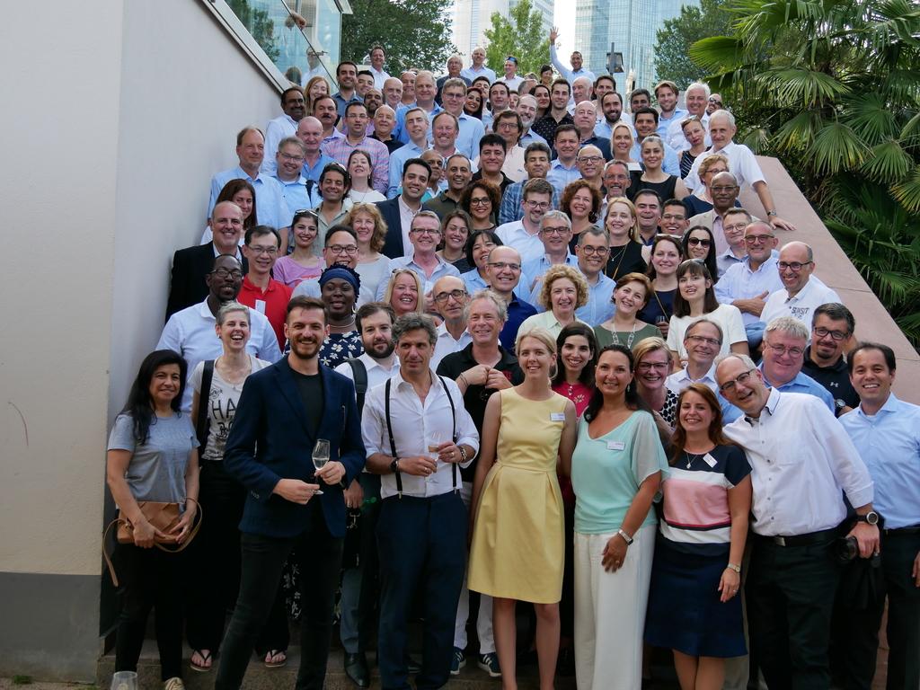 International Sales meeting and training 2019, Frankfurt