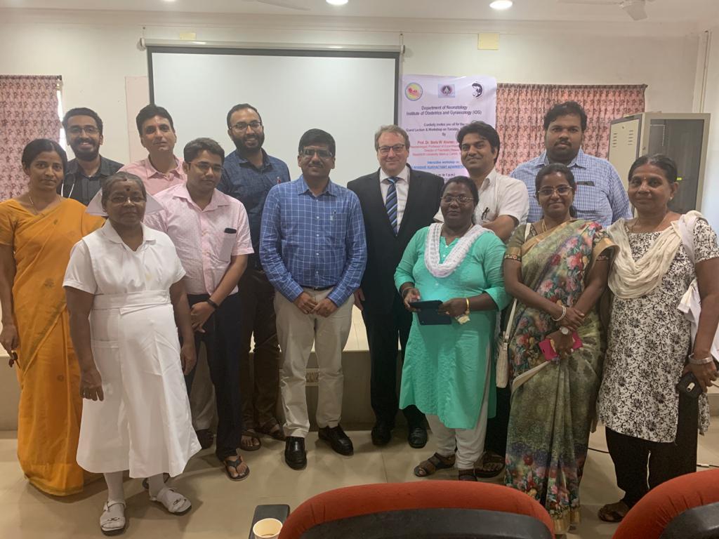 LISA workshop 2019 ,IAP  Neocon ,Bangalore